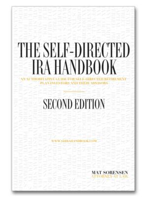 The Self-Directed IRA Handbook
