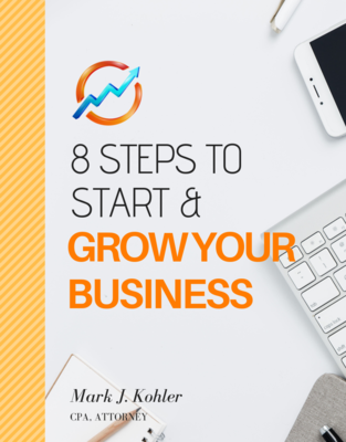 8 Steps to Start and Grow Your Business