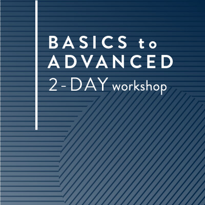 BASICS AND ADVANCED CLASS - TWO-DAY Business Owners Workshop