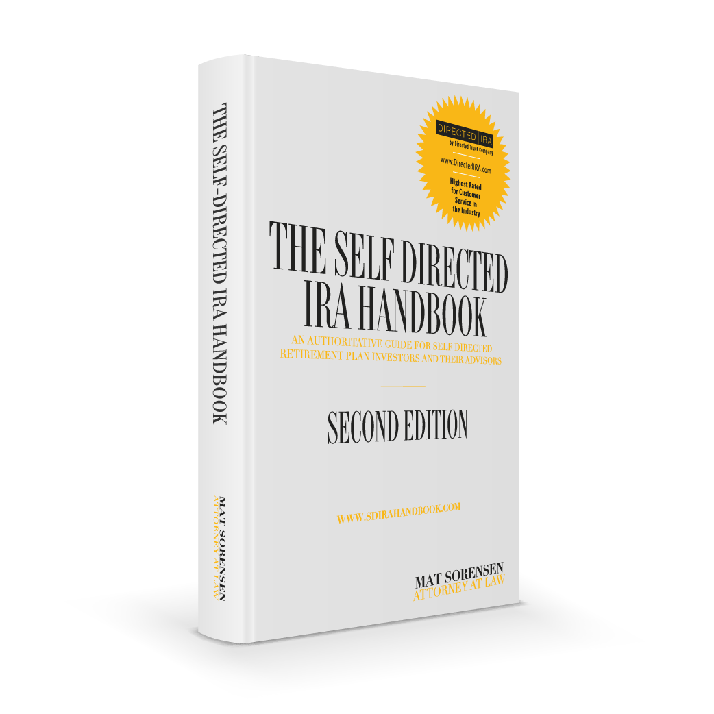 The Self-Directed IRA Handbook