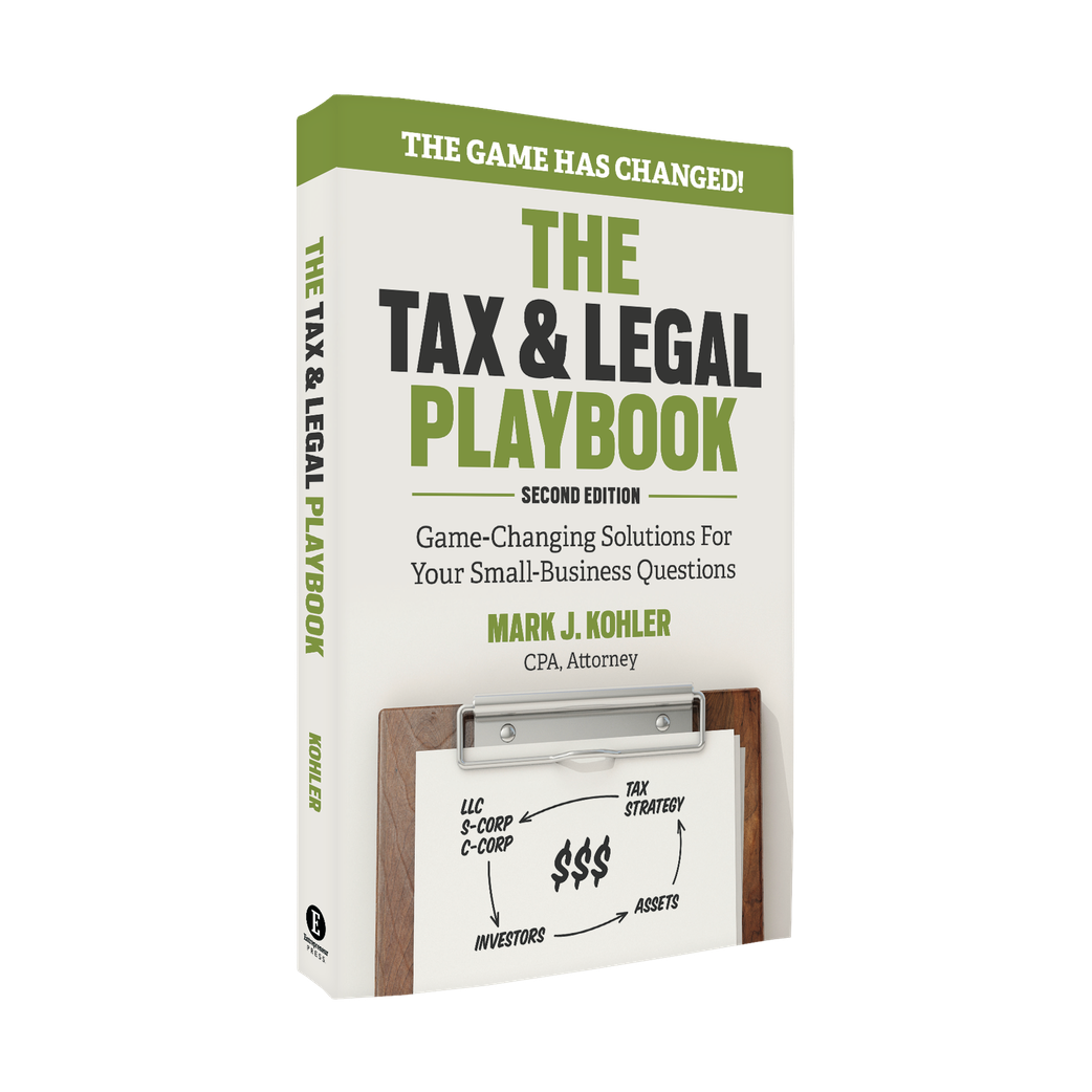 The Tax and Legal Playbook  Second Edition