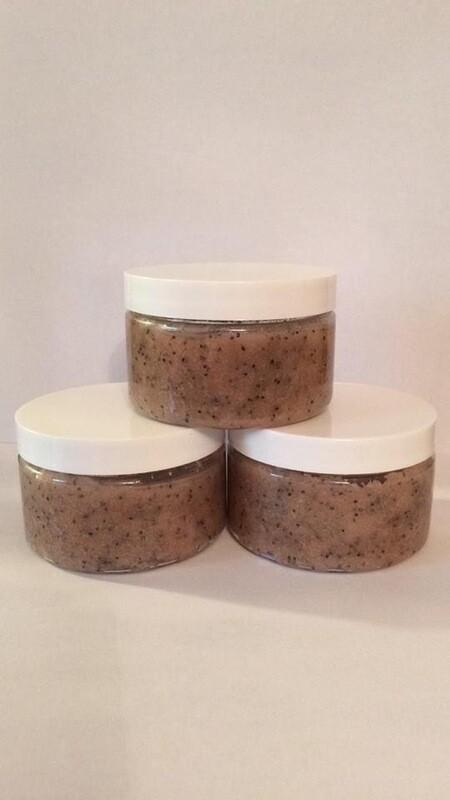 Exfoliant Sel Framboise - Raspberry Salt Scrub