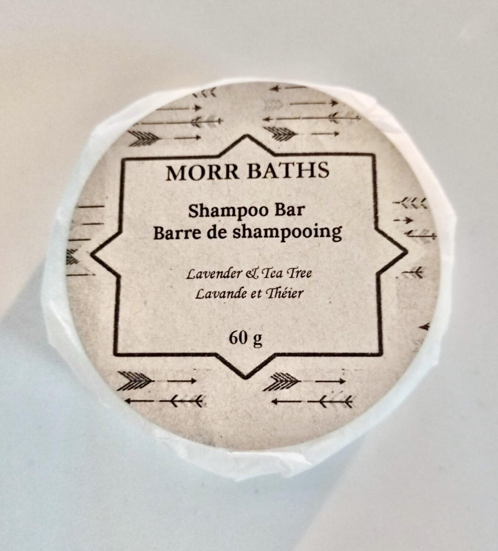 Barre de Shampoing - Shampoo Bar (Lavande/Lavender)