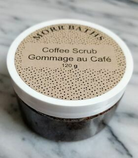 Exfoliant au Café - Coffee Scrub