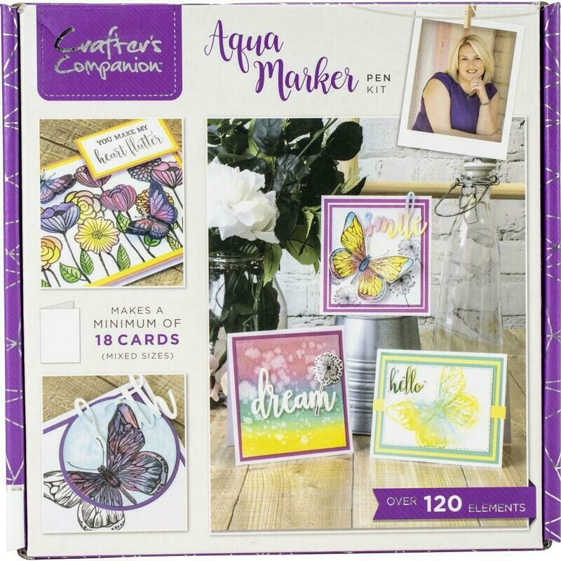 Aqua Marker Pen Kit