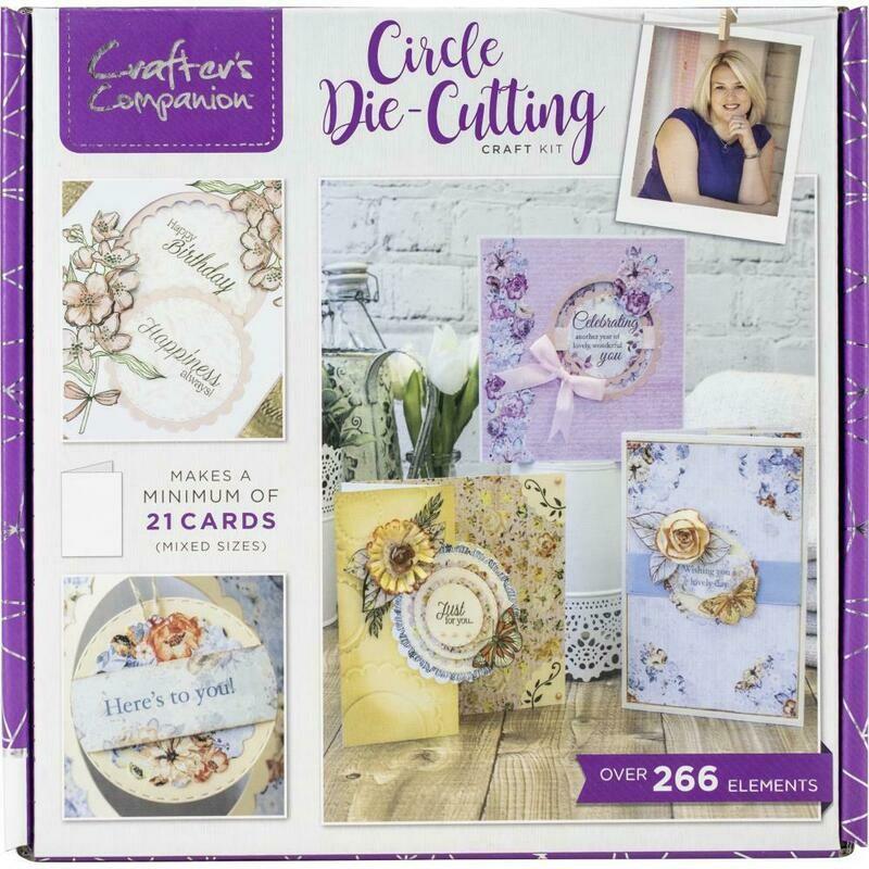 Circle Die-Cutting Craft Kit