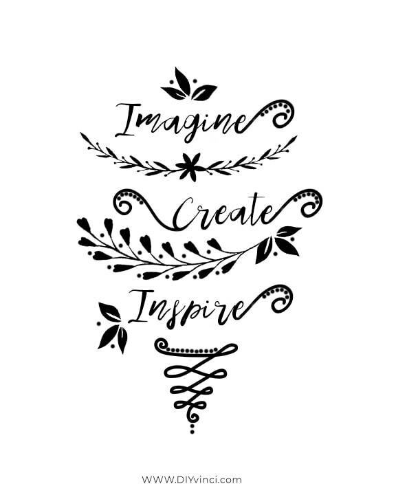 Calligraphy Template