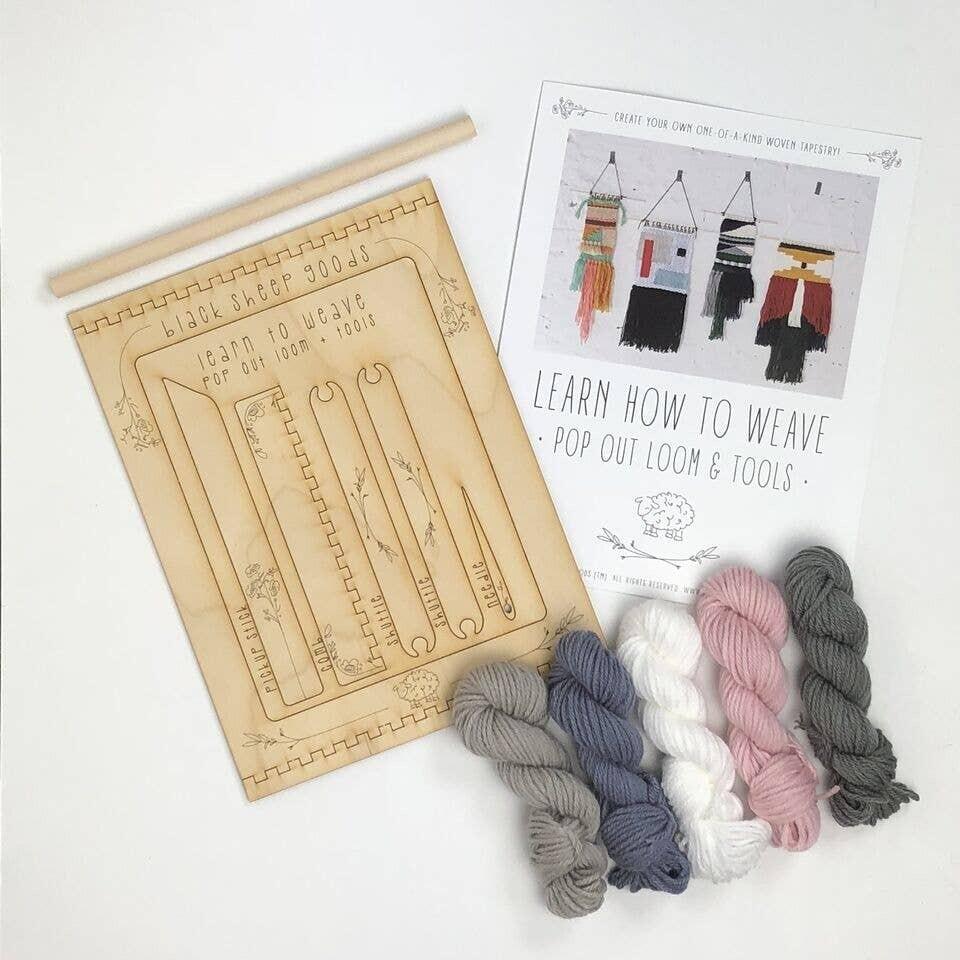 DIY Tapestry Weaving Kit- Dream