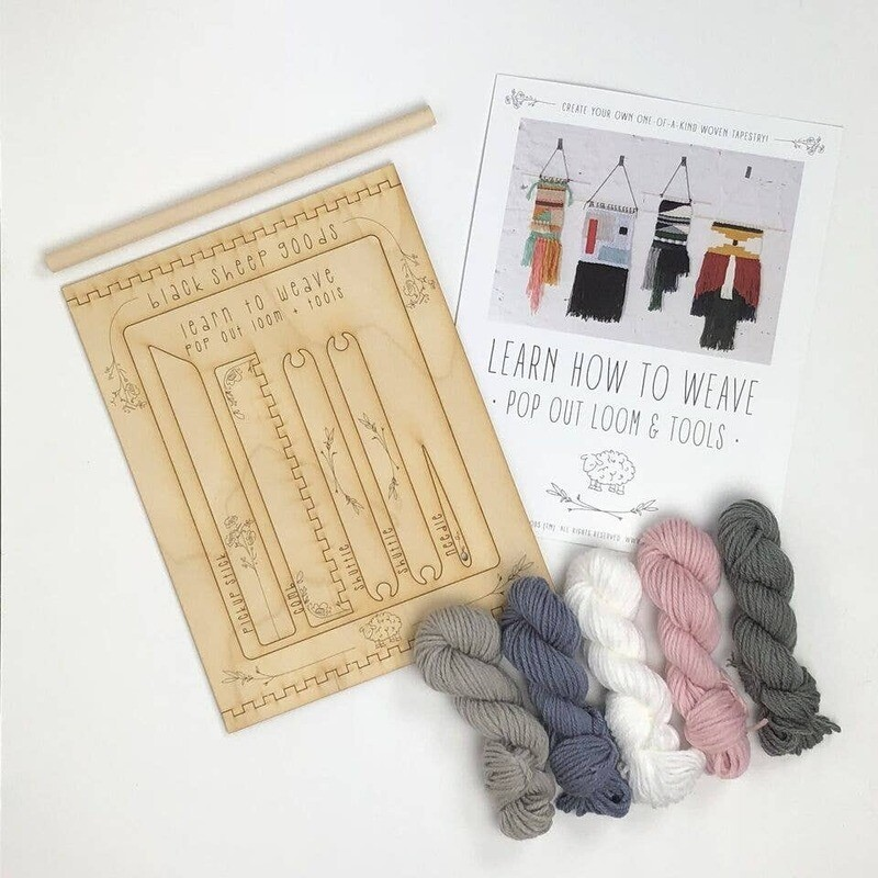 DIY Tapestry Weaving Kit- Dream