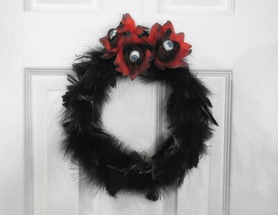 Halloween Wreath Kit