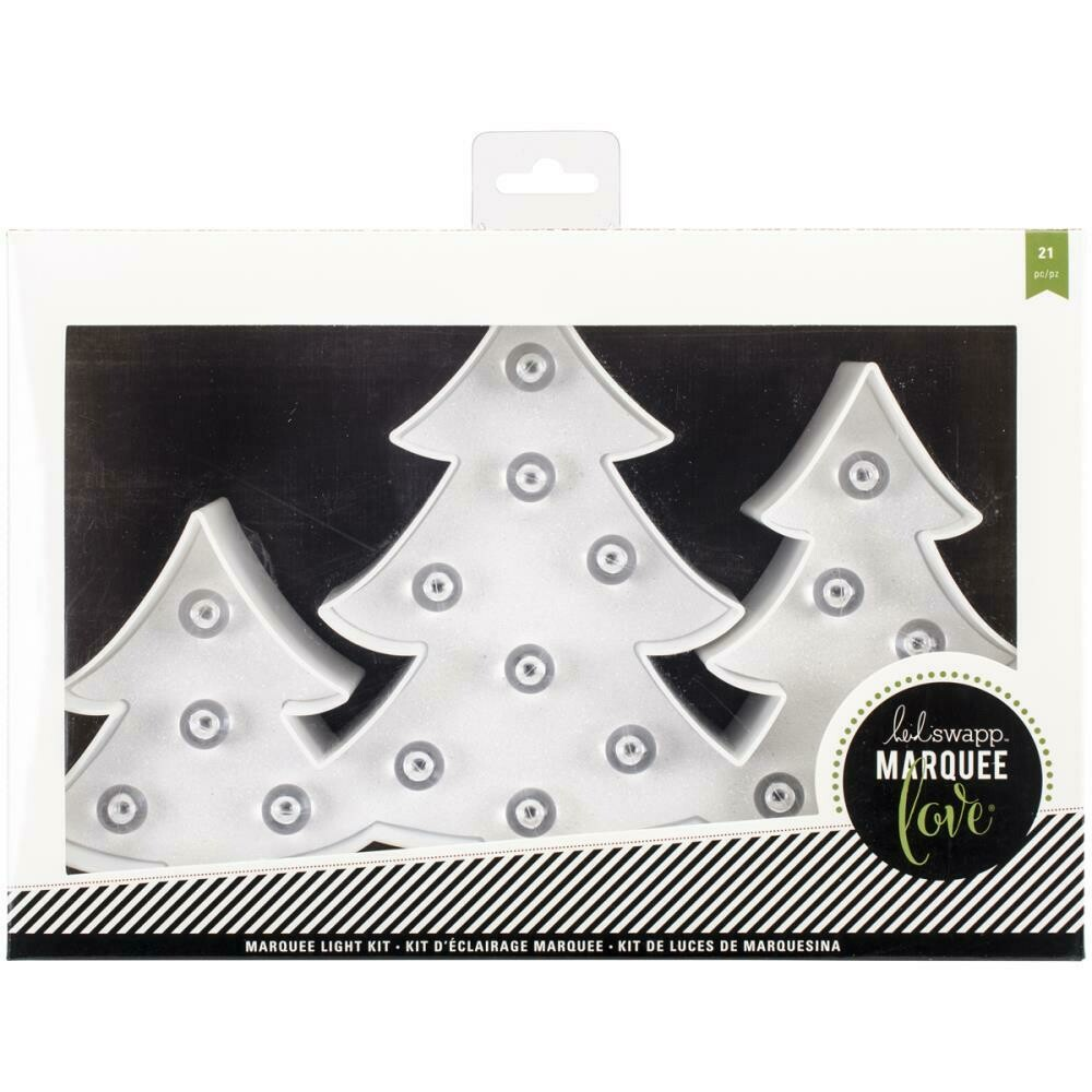 Heidi Swapp OWF Marquee Trees