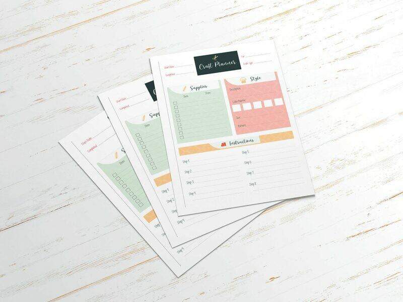 Craft Planner