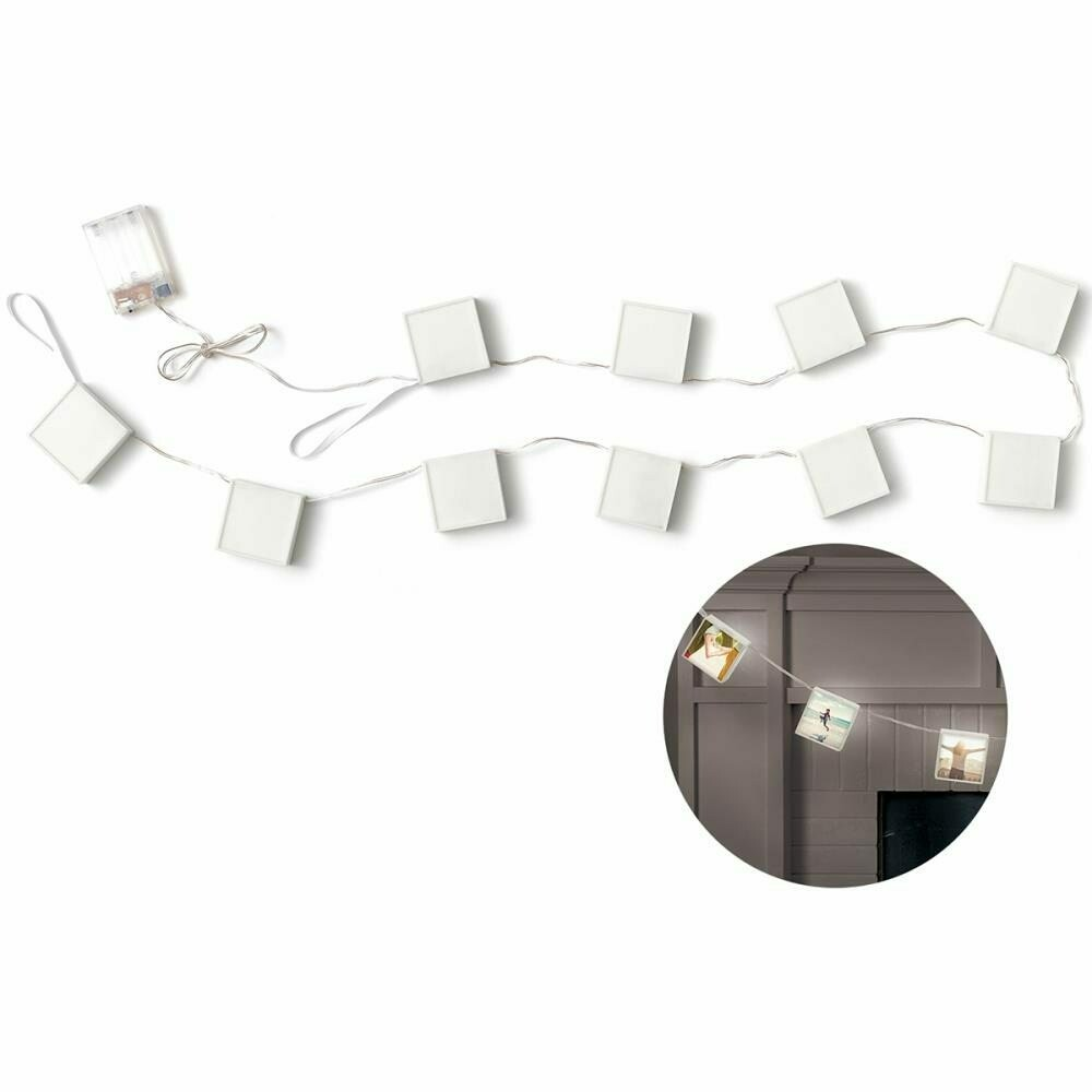 10 Piece Photo Light Strand