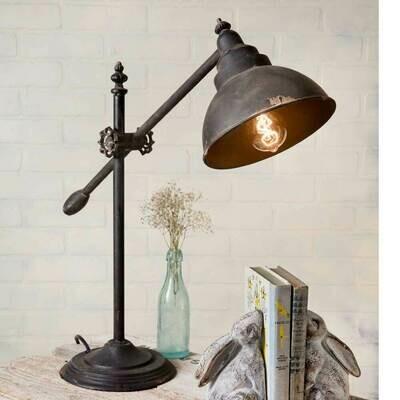 Adjustable Swing-Arm Task Lamp (Special Order)
