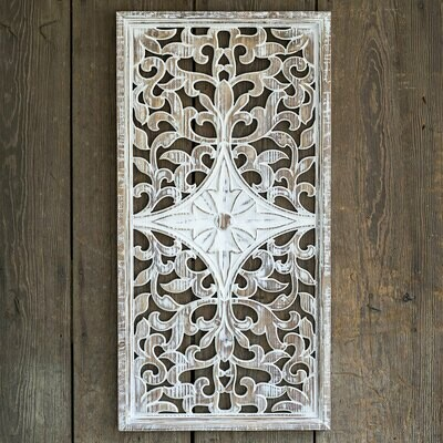 Architectural Wooden Wall Decor (Special Order)