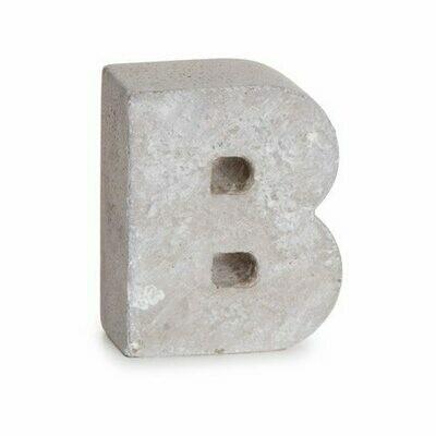 Darice® Mini Cement Letters Decor - Letter B