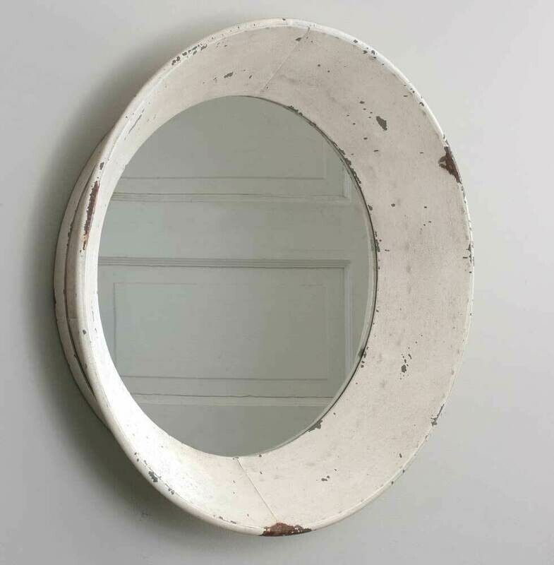 Dutch Round Wall Mirror (Special Order)