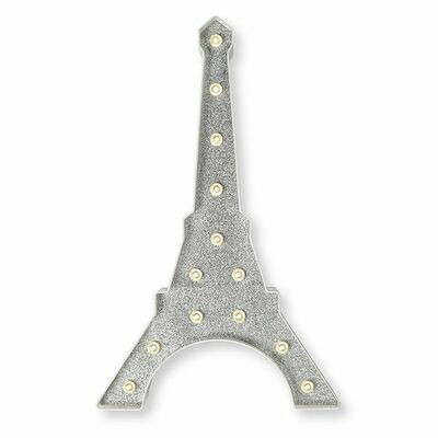 Eiffel Tower Marquee 19in