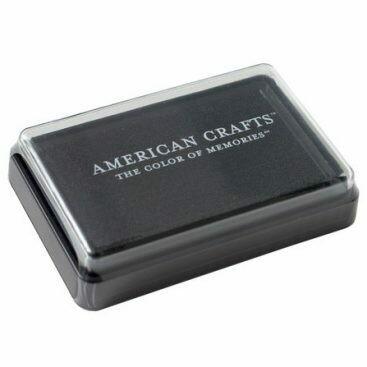 AC DIY3 Stamp Ink Pad- Black