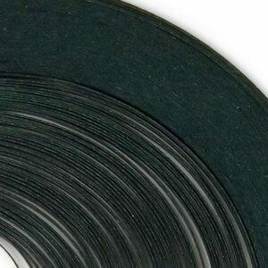Acid Free Jeweltone Emerald Quilling Strips 3/8