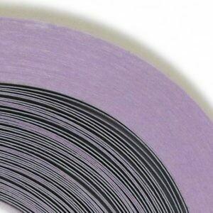 Acid Free Lavender Quilling Strips 1/4