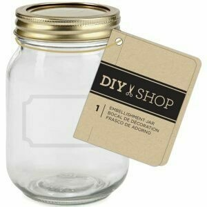 American Craft DIY Mini Mason Jar