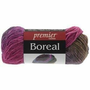 Boreal Yarn 109 Yards Grouse