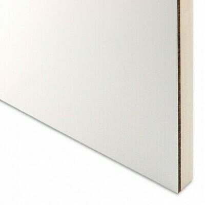 Clayboard 8 x 10 x 3/4 inch Cradled