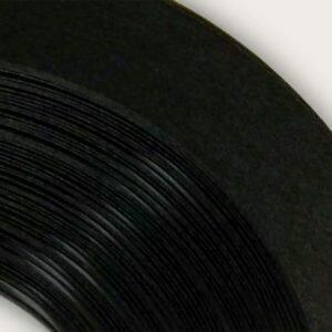 Craft Harbor Black Quilling Strips 1/8