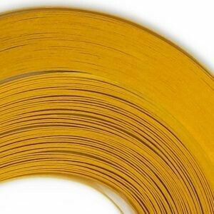 Craft Harbor Bright Yellow Quilling Strips 1/4