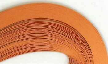 Craft Harbor Coral Quilling Strips 1/8