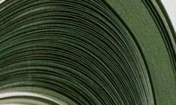 Craft Harbor Leaf Green Quilling Strips 1/4