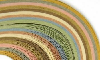Craft Harbor Parchment Variety Package Quilling Strips 3/8