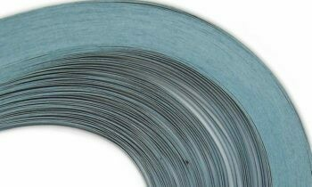 Craft Harbor Pearlized Sky Quilling Strips 1/8
