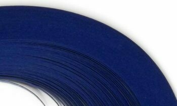Craft Harbor Periwinkle Quilling Strips 1/4