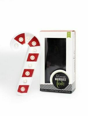 Heidi Swapp SWF Candy Cane Marquee Light Kit