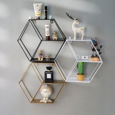 Iron Grid Invisible Shelf - (Special Order)