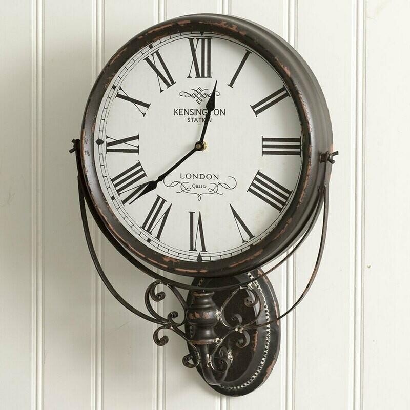 Kensington Station Wall Clock (Special Order)