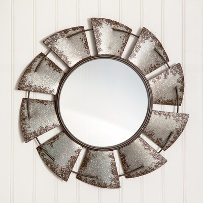 Large Windmill Wall Mirror (Special Order)