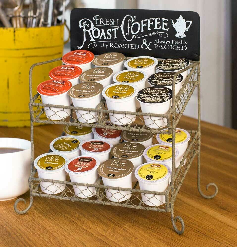 Roast Coffee K-Cup Caddy