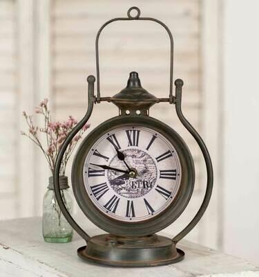 Retro Tabletop Clock (Special Order)