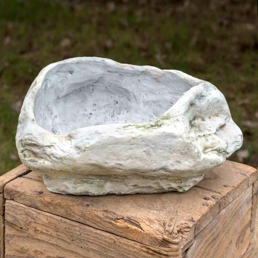 Stone Cement Planter - Large