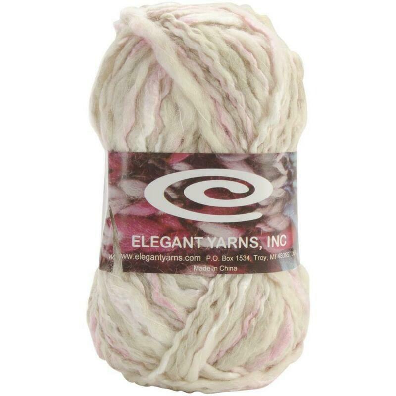 Cuties Yarn 88 Yards Cotton Candy