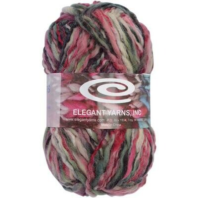 Cuties Yarns 88 yards Blackberry