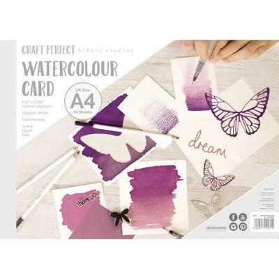 Watercolor paper Pad 15 sheets