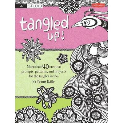 Tangled Up Color Book