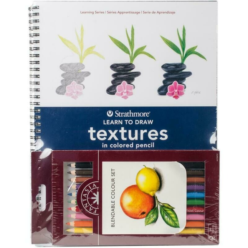 Strathmore- Learn to Draw Textures