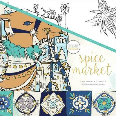 Spice Market Color Book