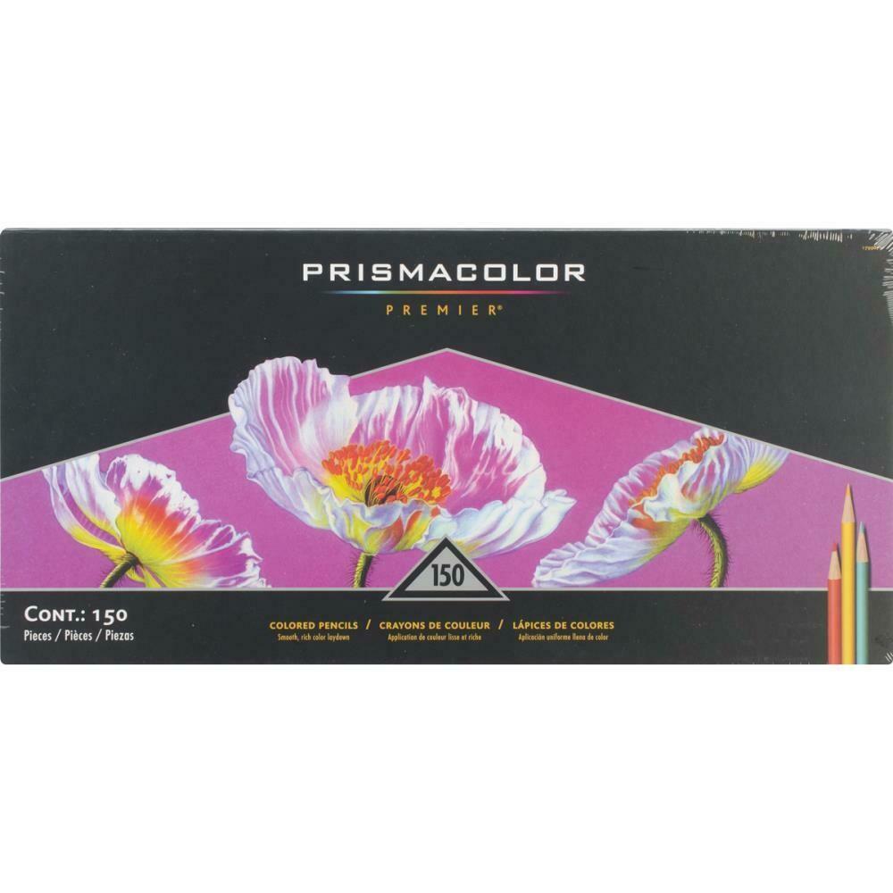 Prismacolor Premier Colored Pencils Complete Set of 150