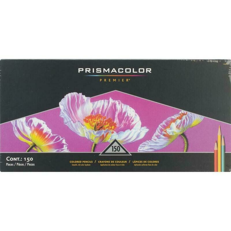 Prismacolor Premier Colored Pencils Complete Set of 150